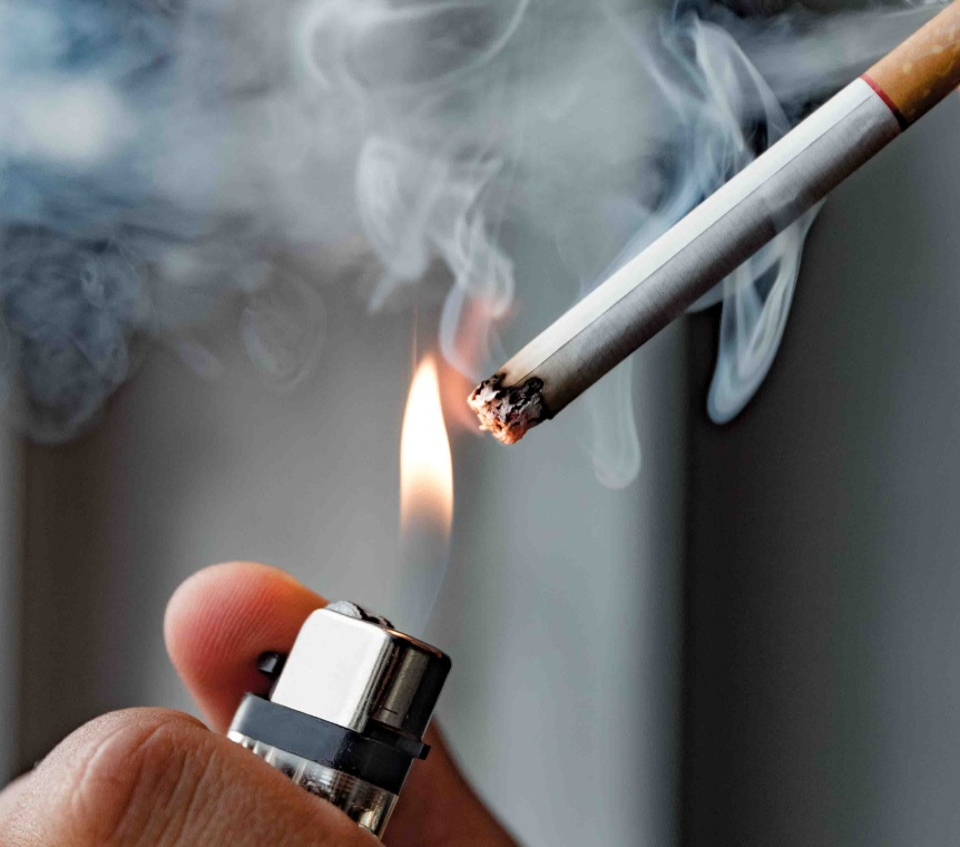Smoke gets in your eyes - casus omtrent (niet-)naleving rookverbod