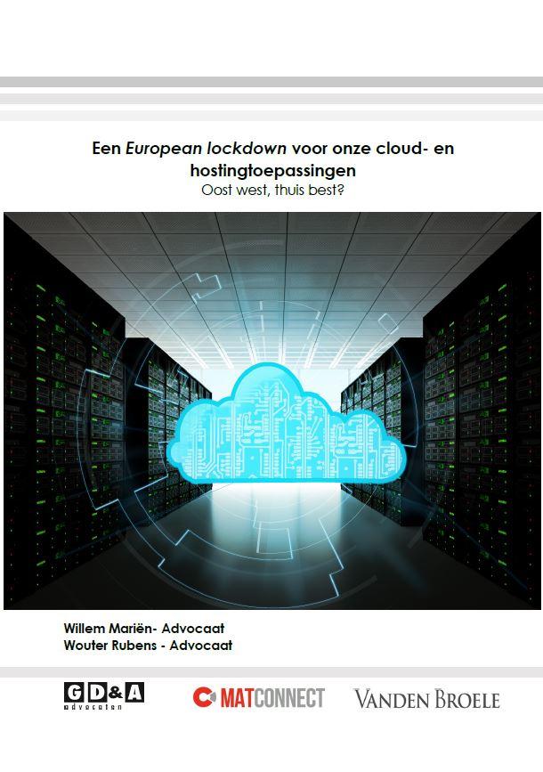 Een European lockdown voor onze cloud- en hostingtoepassingen